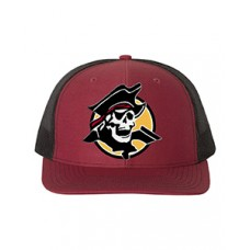 Park SOFTBALL Trucker Hat (Cardinal-Black)