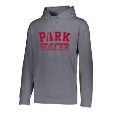Park 2021 Soccer Wicking Fleece PARK Hoodie (Graphite)