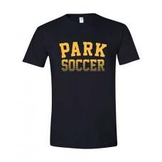 Park 2021 Soccer Short Sleeve PARK Tee (Black)