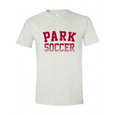 Park 2021 Soccer Short Sleeve PARK Tee (White)